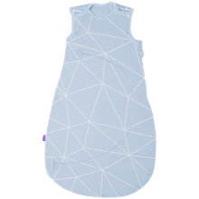 Buy Snüz Snuzpouch Baby Mono Geo Sleeping Bag, 1 Tog, 0-6 months, Sky Blue Online at johnlewis.com