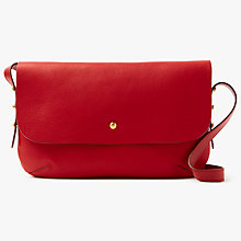Buy John Lewis Rhea Leather Shoulder Bag Online at johnlewis.com