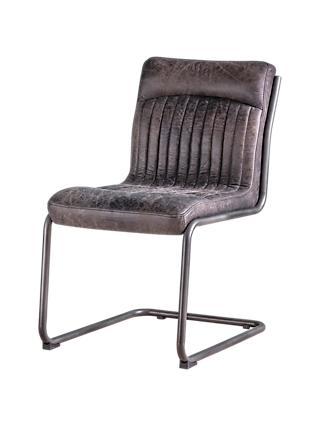 36dd92956ed07 Hudson Living Capri Leather Chair