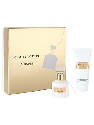 Buy Carven L'absolu 50ml Eau de Parfum Fragrance Gift Set Online at johnlewis.com