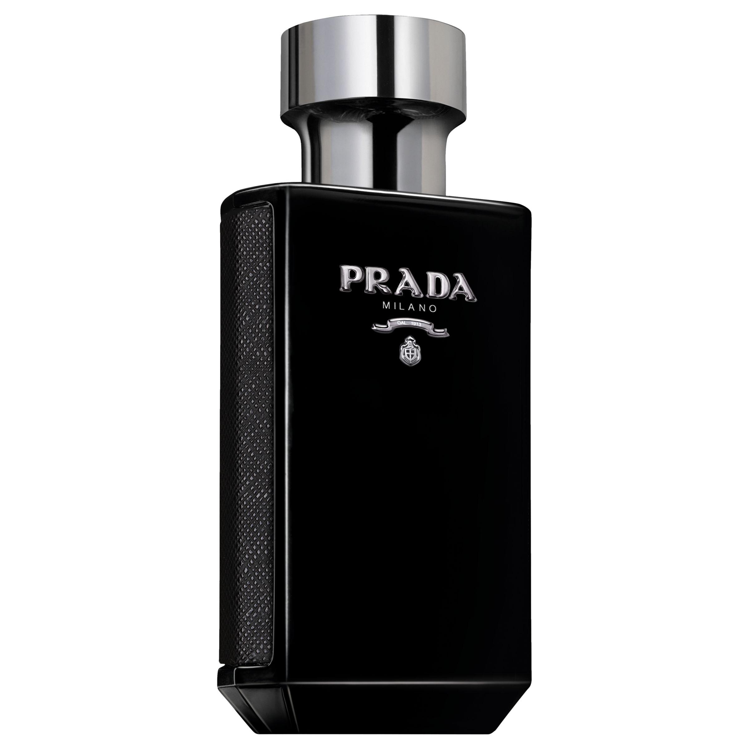 Prada Lhomme Intense Eau De Parfum At John Lewis Partners