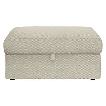 Buy House by John Lewis Finlay II Storage Footstool Online at johnlewis.com