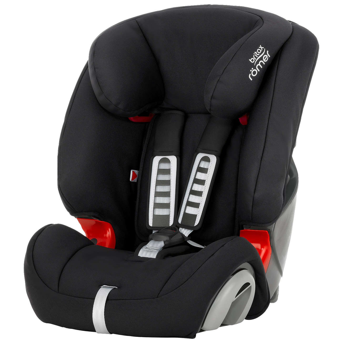 britax r mer evolva 1 2 3 group 1 2 3 car seat cosmos black at john lewis. Black Bedroom Furniture Sets. Home Design Ideas