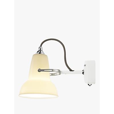 Image of Anglepoise 1227 Mini Ceramic Wall Light, White