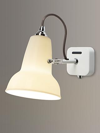 Anglepoise 1227 Mini Ceramic Wall Light, White