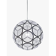 Buy Philips Hue Smart Vol Ring Ceiling Pendant Light, White Online at johnlewis.com
