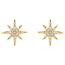 Buy Melissa Odabash Glass Crystal Star Stud Earrings Online at johnlewis.com