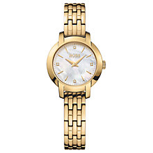 Buy HUGO BOSS Women's Success Bracelet Strap Watch Online at johnlewis.com