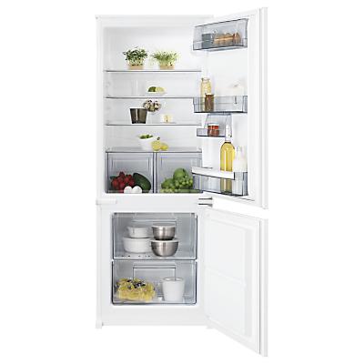 AEG SCB51421LS Integrated Fridge Freezer, A++ Energy Rating, 54cm, White