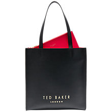 Buy Ted Baker Elissa Leather Shopper Bag Online at johnlewis.com