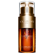 Buy Clarins Double Serum Online at johnlewis.com
