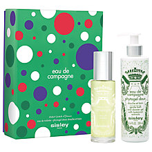Buy Sisley Eau De Campagne Eau de Toilette, 100ml Fragrance Gift Set Online at johnlewis.com