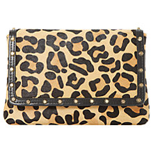 Buy Dune Borriss Stud Clutch Bag Online at johnlewis.com