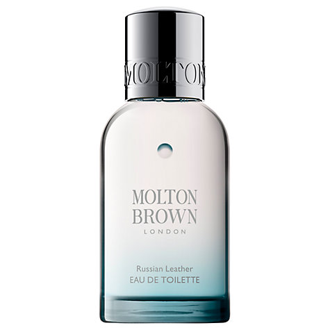Buy Molton Brown Russian Leather Eau de Toilette, 50ml Online at johnlewis.com