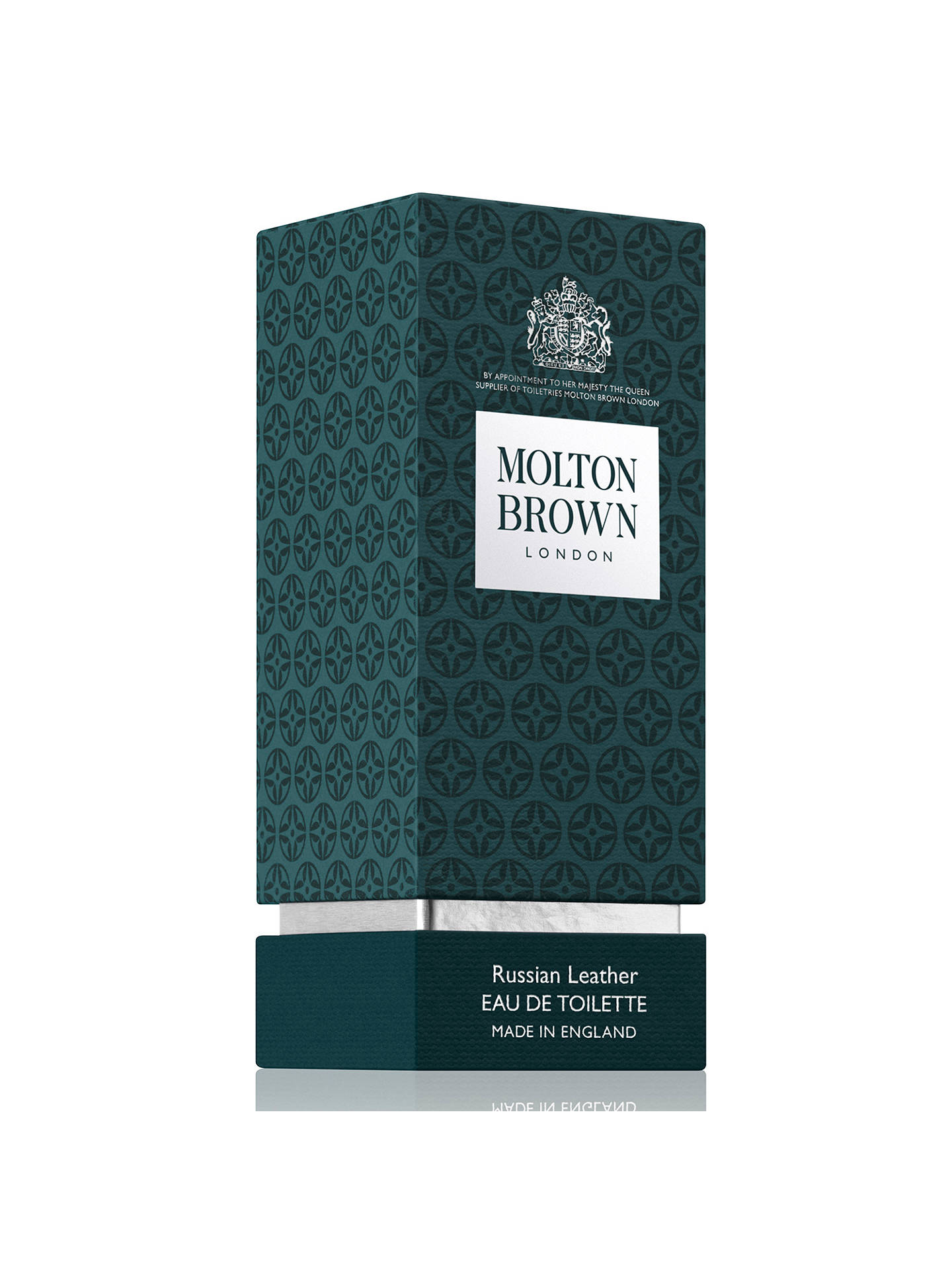 BuyMolton Brown Russian Leather Eau de Toilette, 50ml Online at johnlewis.com