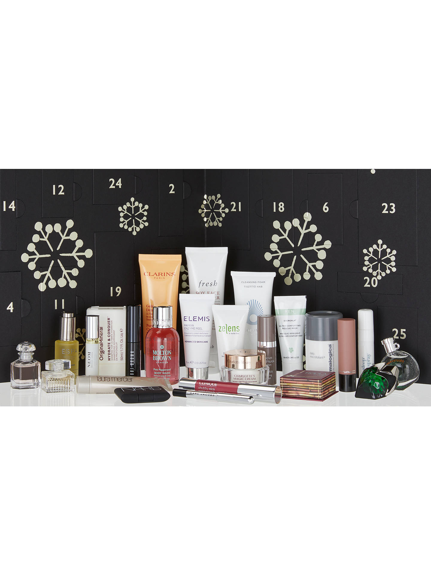 BuyJohn Lewis Beauty Advent Calendar Online at johnlewis.com