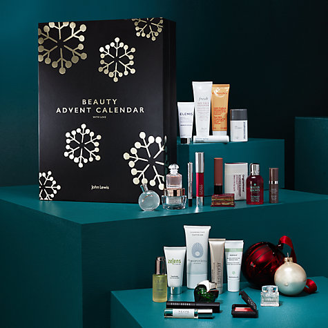 Buy John Lewis Beauty Advent Calendar Online at johnlewis.com