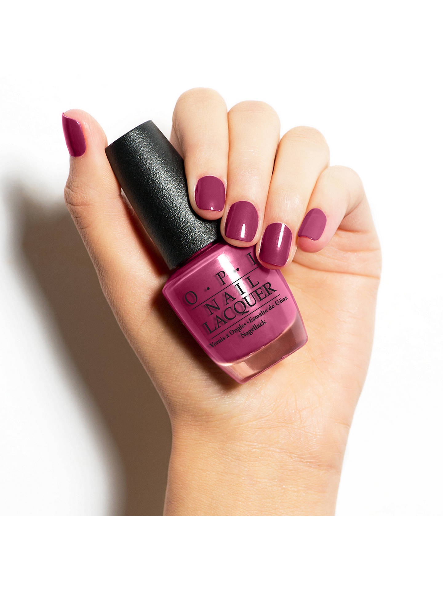 OPI Nail Lacquer Iceland Colour Collection at John Lewis