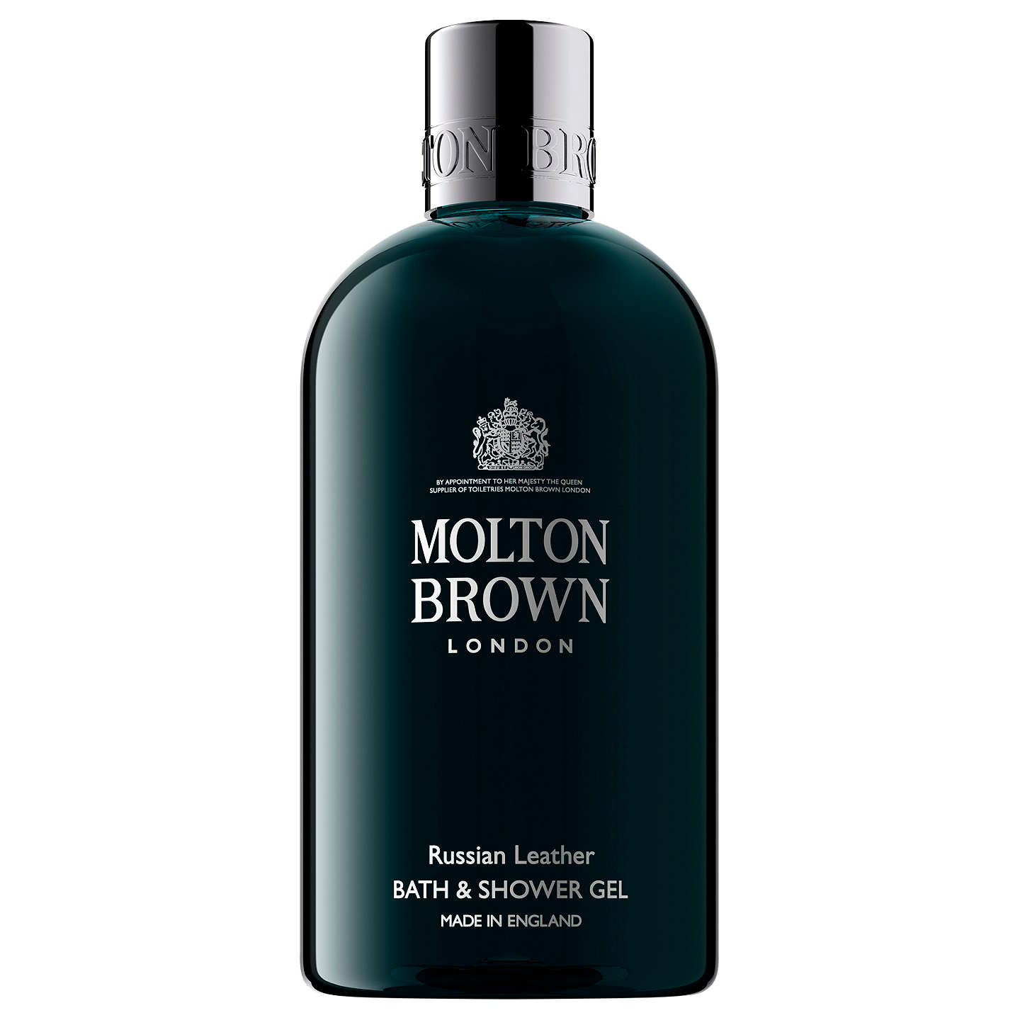 Molton Brown Russian Leather Bath Amp Shower Gel 300ml At
