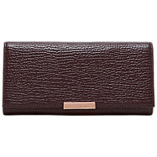 Buy Ted Baker Heathhe Leather Matinee Purse Online at johnlewis.com