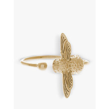 Buy Olivia Burton 3D Bee Adjustable Ring Online at johnlewis.com
