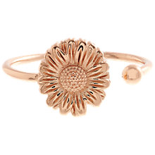 Buy Olivia Burton Daisy Open Adjustable Ring Online at johnlewis.com