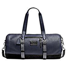 Buy Coach Metropolitan Leather Gym Bag Online at johnlewis.com