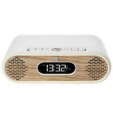 Buy VQ Rosie-Lee DAB/DAB+/FM Bluetooth Digital Alarm Clock Radio Online at johnlewis.com