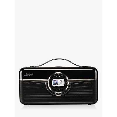 Image of VQ Susie-Q DAB/DAB+/FM Internet Bluetooth/NFC Digital Radio