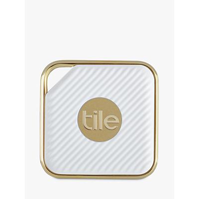 Image of Tile Style Pro Series, Phone, Keys, Item Finder, 1 Pack, Gold