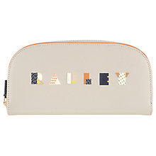 Buy Radley Deco Letters Large Zip Matinee Purse Online at johnlewis.com