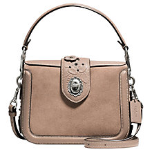 Buy Coach Page Leather Across Body Bag Online at johnlewis.com