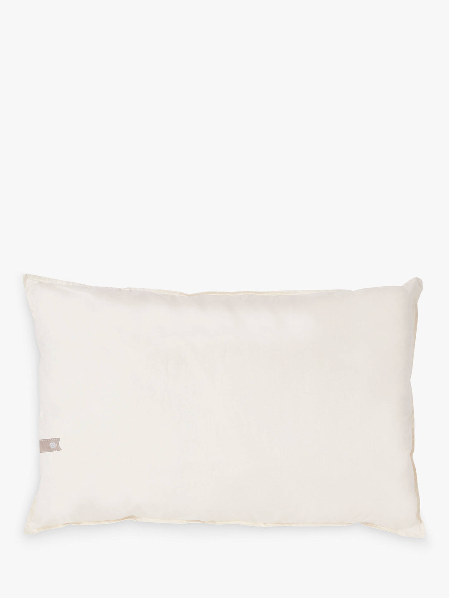 BuyThe Little Green Sheep Baby Organic Wool Pillow Online at johnlewis.com