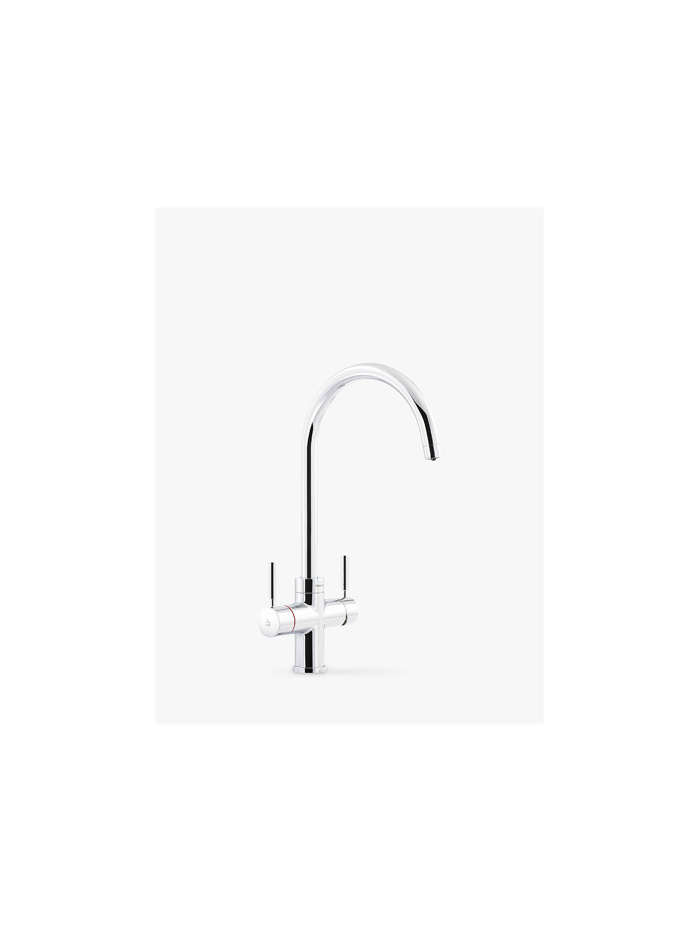 Abode Pronteau 3-In-1 Mixer Kitchen Tap at John Lewis & Partners