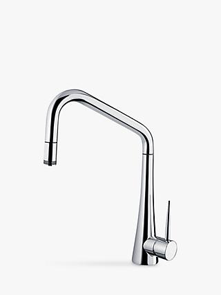 Blanco Spire-Flex BM3040 Single Lever Mixer Pull-Out Spray Kitchen Tap, Chrome
