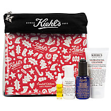 Buy Kiehl's Holiday Limited Edition Skincare Gift Set Online at johnlewis.com