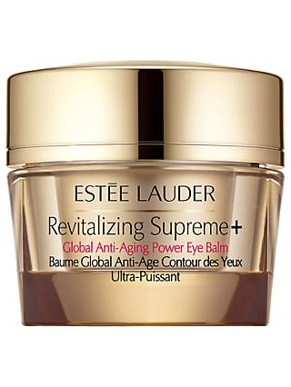 Estée Lauder Revitalizing Supreme Global Anti-Aging Eye Balm, 15ml