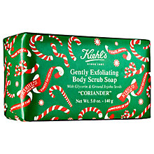 Buy Kiehl's Holiday Limited Edition Coriander Soap, 140g Online at johnlewis.com