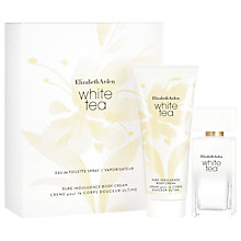 Buy Elizabeth Arden White Tea 50ml Eau de Toilette Fragrance Gift Set Online at johnlewis.com
