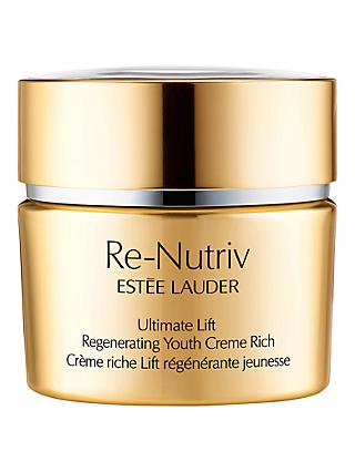 Estée Lauder Re-Nutriv Ultimate Lift Regenerating Youth Creme Rich, 50ml