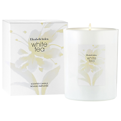 Elizabeth Arden White Tea Scented Candle, 226.8g