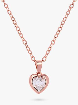 3b74f466b Hearts & Love | Women's Necklaces | John Lewis & Partners