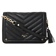 Buy Dune Dathy Quilted Cross Body Bag Online at johnlewis.com