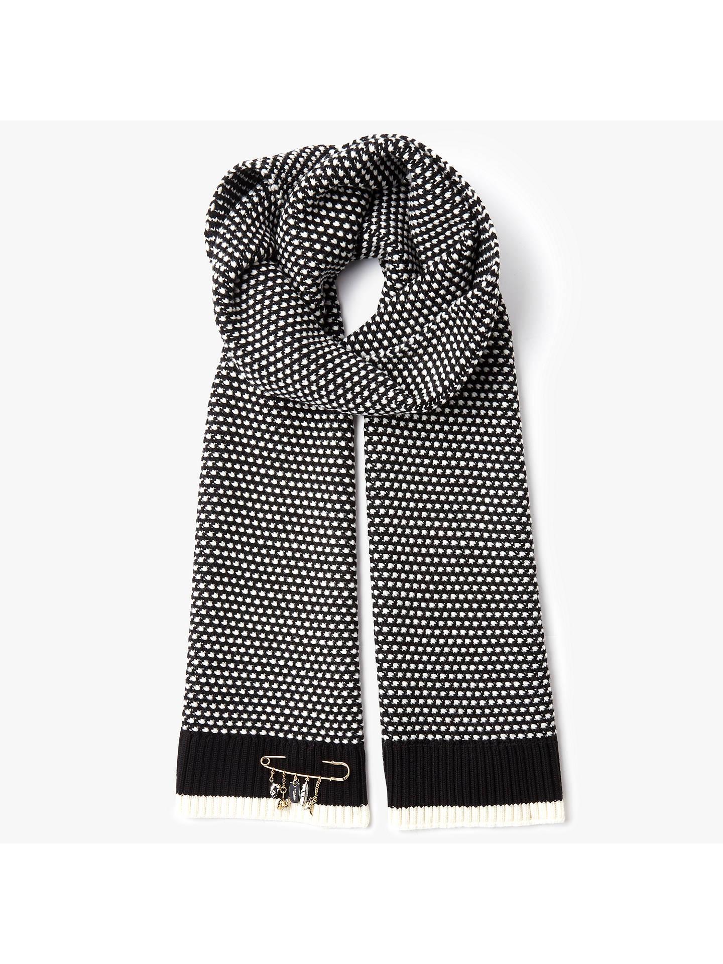 f5c3f23e782 BuyCoach Icon Merino Wool Charm Scarf
