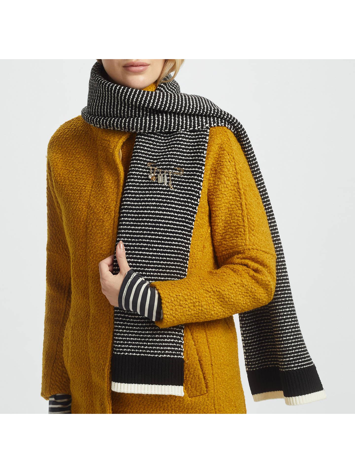6e53968e692 ... BuyCoach Icon Merino Wool Charm Scarf
