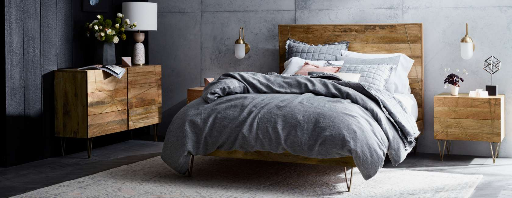 Roar Rabbit For West Elm Geo Bedroom Furniture At John Lewis Partners