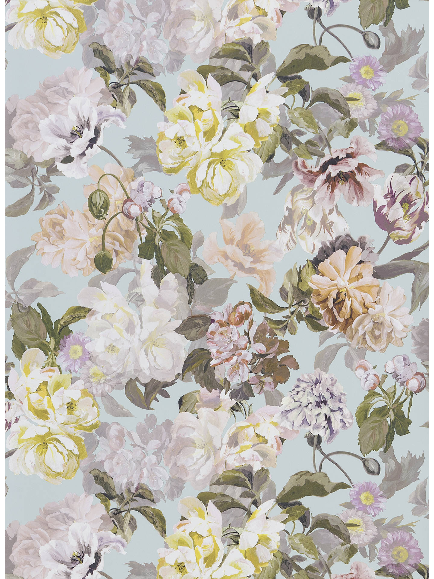 Buy Designers Guild Delft Flower Wallpaper PDG1033/04 Online at johnlewis.com