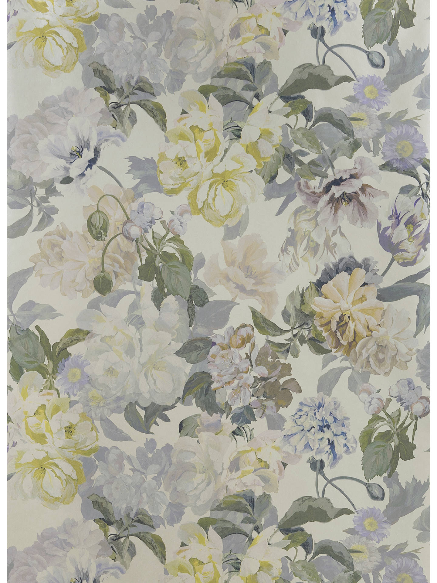 Buy Designers Guild Delft Flower Wallpaper PDG1033/05 Online at johnlewis.com