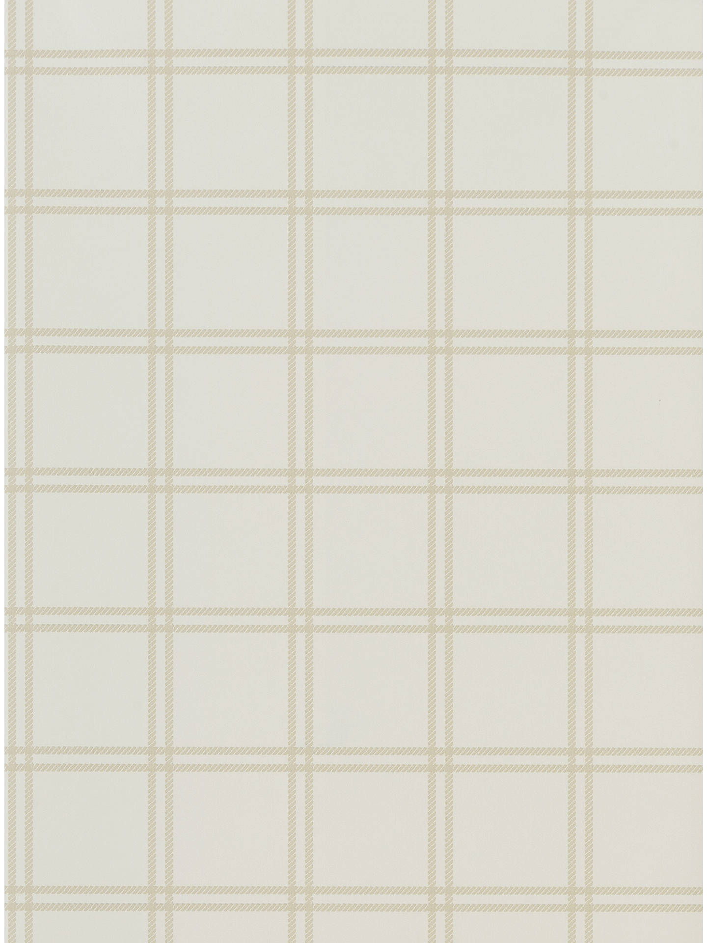 Buy Ralph Lauren Shipley Windowpane Wallpaper PRL5001/06 Online at johnlewis.com