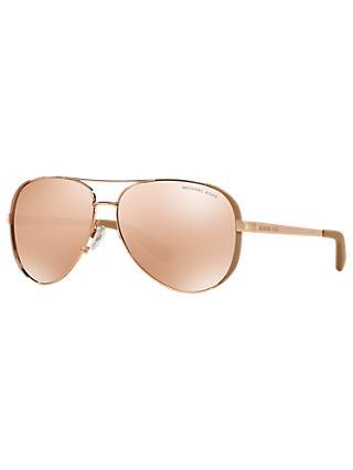f3acf27288ac5 Michael Kors MK5004 Chelsea Aviator Sunglasses